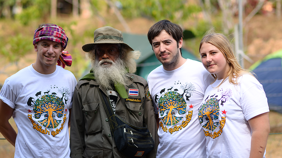 volunteer projects Thailand